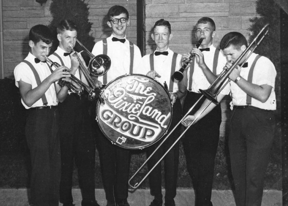 Early Dixieland Group