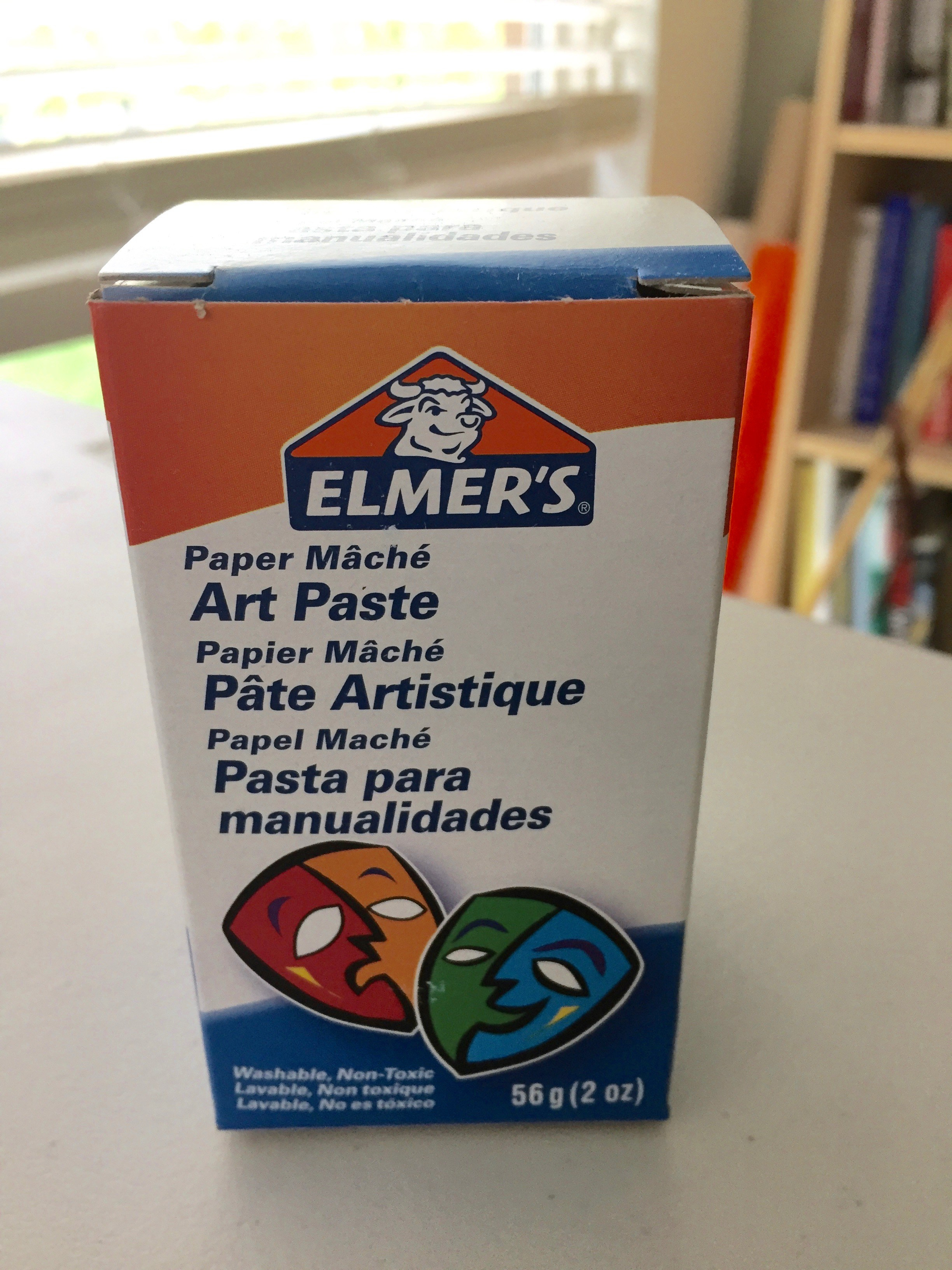 Elmer's Art Past